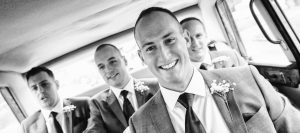 East Brisbane Wedding Car Hire